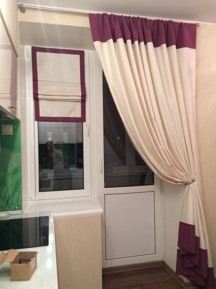 ответственность занавески на балконную дверь фото смысл сих пор