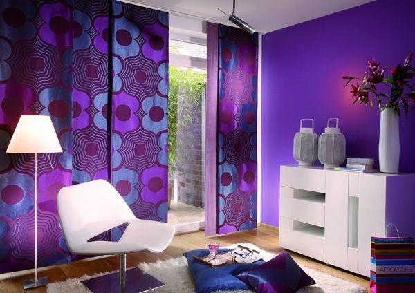 Wohnzimmer Ideen Ikea Lila
