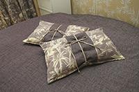 Текстильное оформление интерьера создает настроение