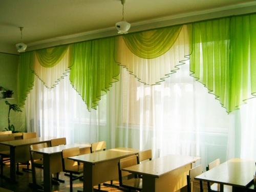 Выбираем шторы для школ и гимназий
