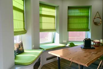 Воздействие цветов на психику человека: какие шторы подойдут лучше для разных уголков дома (детская, спальня, кухня)