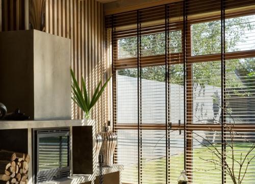 Что лучше шторы или жалюзи – частный дом