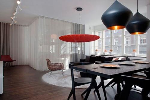 Шторы для однокомнатной квартиры: на что важно обращать внимание при выборе