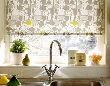 Выбираем идеальные балконные шторы для кухни