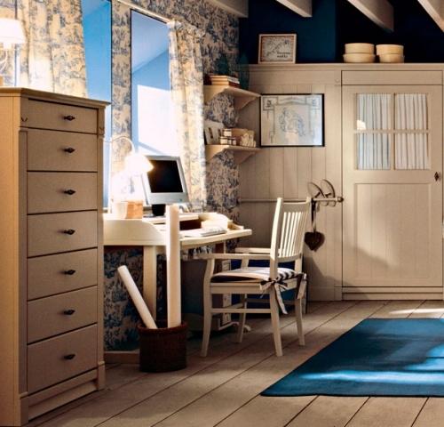 Какими должны быть шторы в комнате школьника?