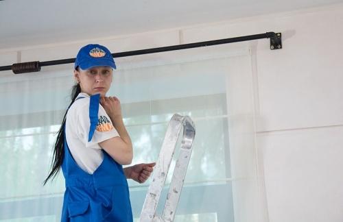 Идеальный ремонт: шторы для Татьяны Лютаевой