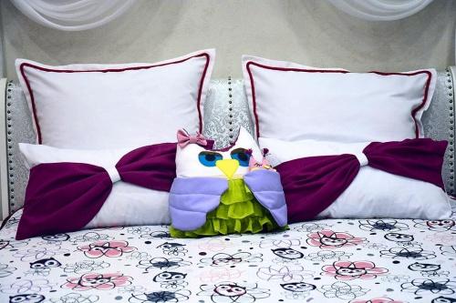 Пошив декоративных подушек и кукол от Жени Барсагиной