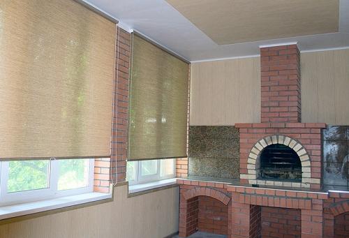 Как замерить окно для установки рулонных штор