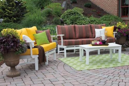 Какую ткань использовать для пошива чехлов на садовую мебель?