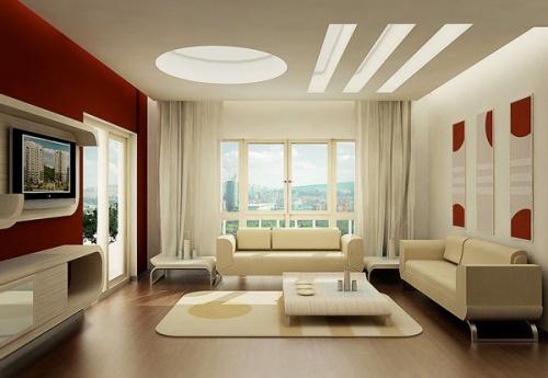 Как подобрать шторы для интерьера в стиле хай-тек?