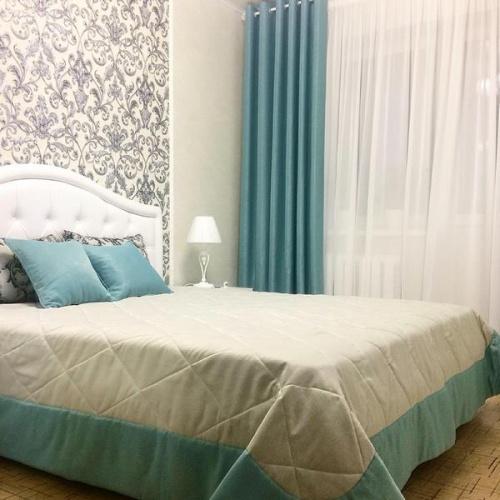 Когда текстиль в комнате в одном стиле: наши кейсы