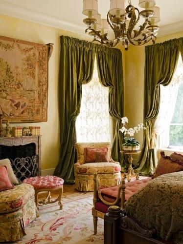 Красивые и модные итальянские шторы