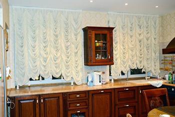Подборка штор для кухни в разных стилях