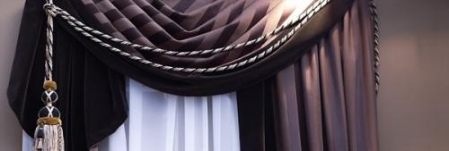 Способы драпировки штор: как создать красоту в два счета
