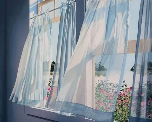 Пасхальные обновки: шторы по индивидуальным эскизам