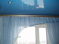 Установка потолочного карниза при монтаже натяжного потолка