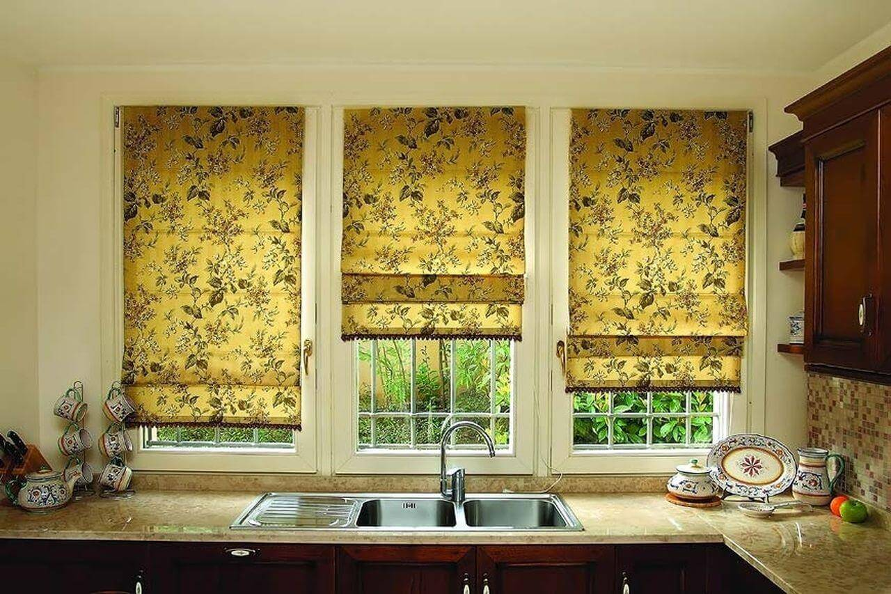 как стирать шторы фото 4