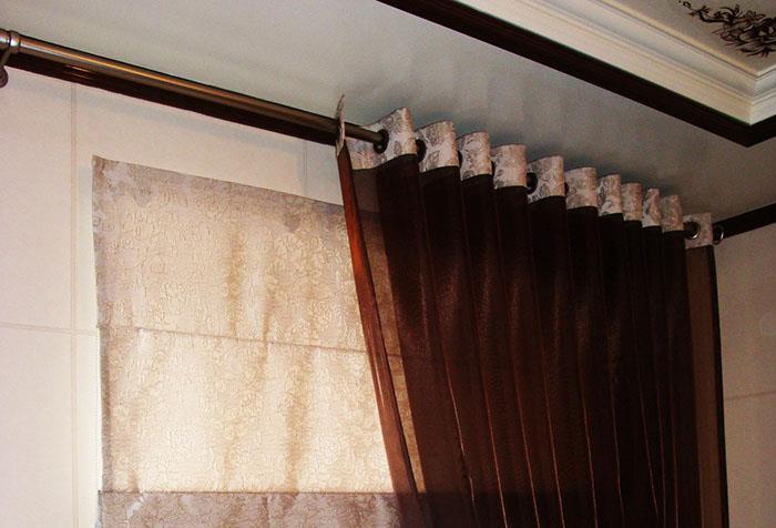 как стирать шторы фото 6