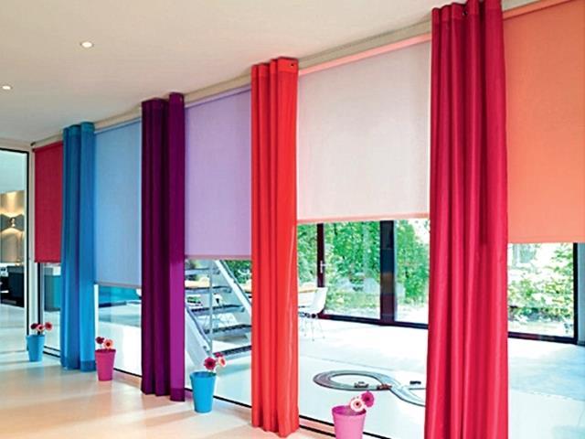 как стирать шторы фото 7