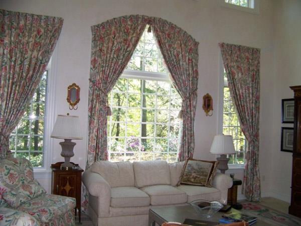 Окно в стиле прованс фото